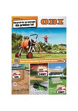 Catalog Obi oferte de primavara Mai 2013