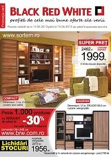Catalog Sortem Promotii 15 Mai – 15 Iunie 2013. Black Red White