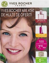 Catalog Yves Rocher Iunie – Iulie 2013