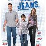 Real oferte 15 august – 28 august 2013. Colectie Jeans