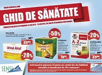 Sensiblu oferte 29 august – 25 septembrie 2013