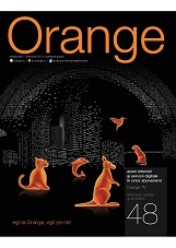 Revista Orange Shop Septembrie – Noiembrie 2013