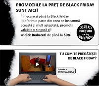 Black Friday evoMAG oferte si promotii – noiembrie 2013