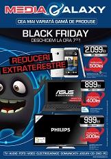 Black Friday Media Galaxy oferte 22 noiembrie – 24 noiembrie 2013