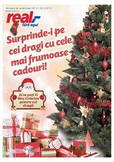 Real oferte de Craciun 5 decembrie – 24 decembrie 2013