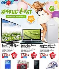 eMAG oferte 25 martie – 27 martie 2014. Festivalul Reducerilor