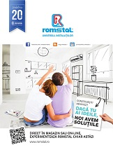 Revista Romstal oferte Primavara 2014