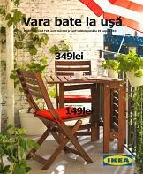 IKEA oferte 1 aprilie – 25 august 2014. Mobilier de gradina!