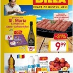 Billa oferte in perioada 14 august – 20 august, 2014