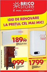 Bricostore oferte in perioada 29 august -10 septembrie 2014