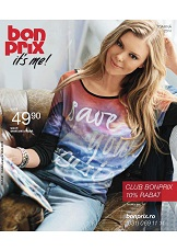 BonPrix oferte 18 august 2014 – 18 februarie 2015. Denim Love