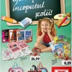 Catalog Kaufland 03 – 09 septembrie 2014. Manhattan Geanta Notebook