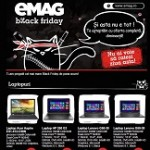 Black Friday eMAG oferte si promotii – 21 noiembrie 2014