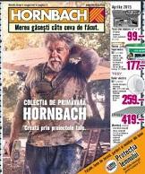 Hornbach oferte in perioada 1 aprilie – 5 mai, 2015. Colectia de primavara!