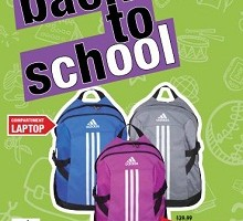 Hervis Sports oferte in perioada 27 august – 13 septembrie 2015. Back to school!