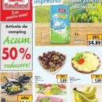 Kaufland oferte in perioada 26 august – 01 septembrie 2015