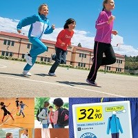 Decathlon oferte 25 august – 15 septembrie 2015. Back to School