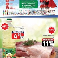 Profi oferte 20 august – 1 septembrie 2015