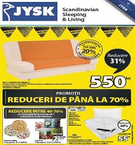 produse calde de unde să cumperi multe la modă Jysk oferte in perioada 14 ianuarie - 27 ianuarie 2016