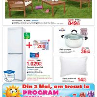 Catalog Carrefour 6 octombrie- 19 octombrie 2016. Produse Non-alimentare