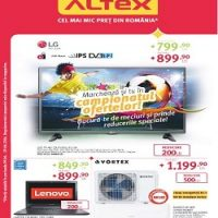 Catalog Altex 15 septembrie – 5 octombrie 2016