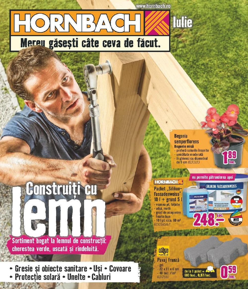Catalog Hornbach 1 iunie - 31 iunie 2017
