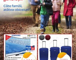 Catalog Carrefour 21 septembrie – 4 octombrie 2017. Produse nealimentare