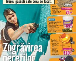 Catalog Hornbach 1 octombrie – 31 octombrie 2017
