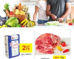 Catalog Carrefour 12 octombrie – 18 octombrie 2017. Produse alimentare