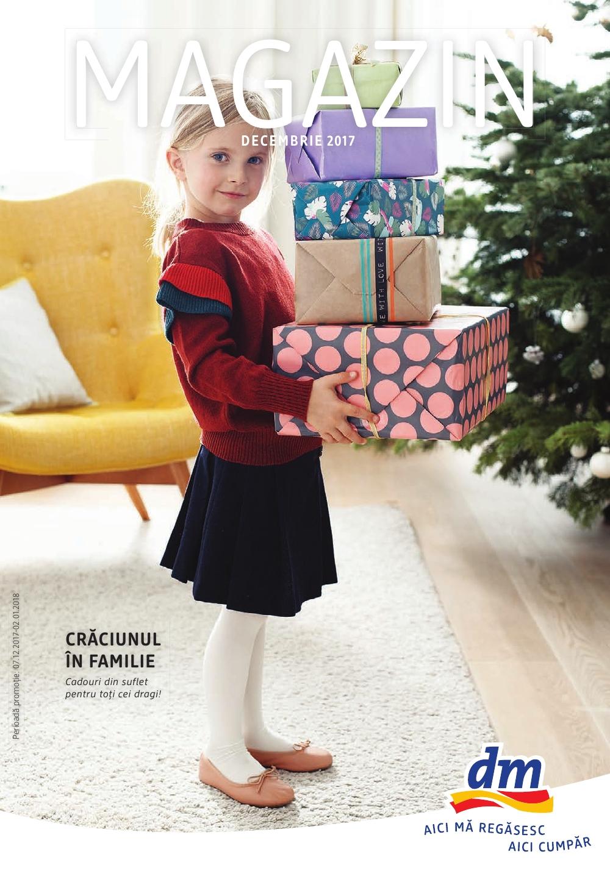 Catalog DM Drogerie-Markt 7 decembrie 2017 - 2 ianuarie, 2018