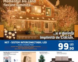 Catalog Dedeman  7 decembrie – 31 decembrie 2017