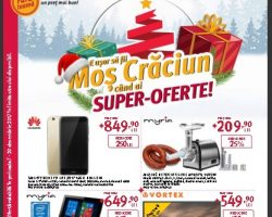 Catalog Altex 7 Decembrie – 20 Decembrie 2017