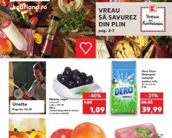 Catalog Kaufland 18 octombrie – 24 octombrie 2017