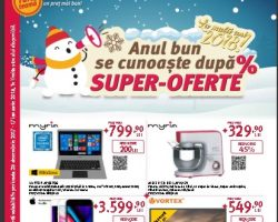 Catalog Altex Black Friday 28 decembrie 2017 – 17 ianuarie 2018