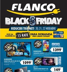 Catalog Flanco Black Friday 2015